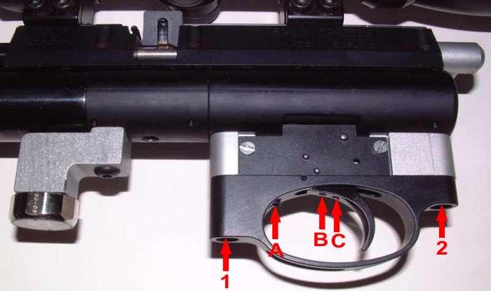 Air Rifle Trigger Adjustment